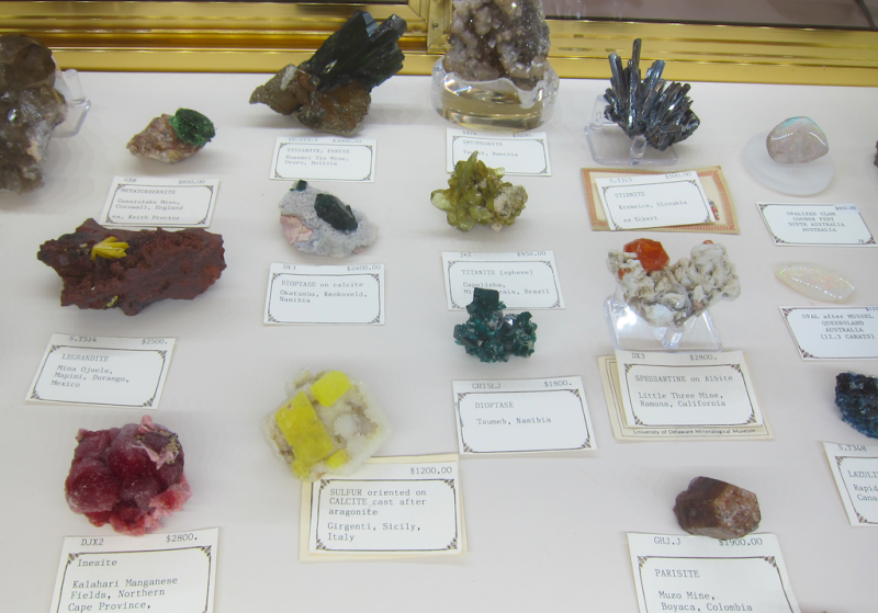 gem examples with labels