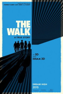 the walk 2015 movie poster