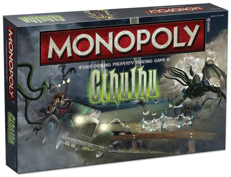 cthulhu monopoly box