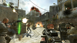 first person shooter fps game screen capture shot