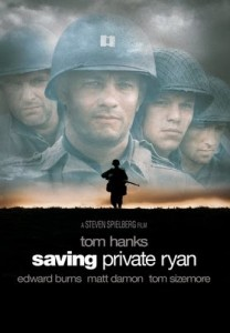 saving private ryan movie poster one sheet