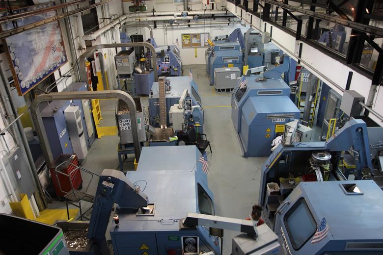 coin production facilities, us mint denver mint