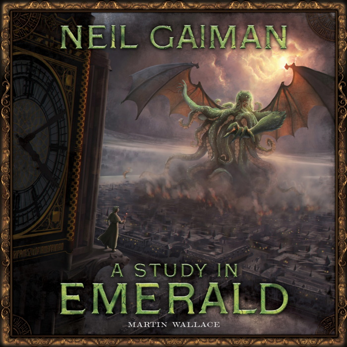 a study in emerald second edition board game