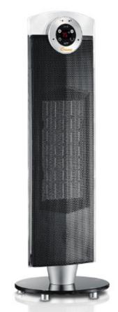 crane digital ceramic heater tower