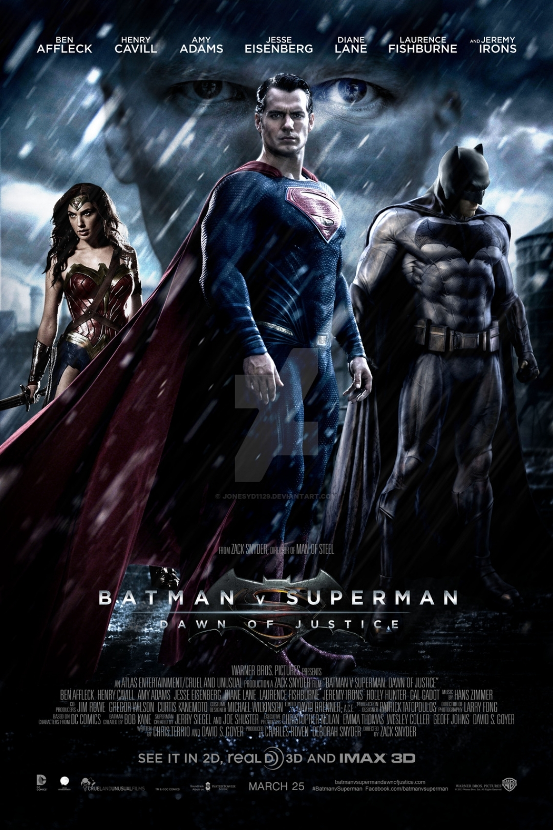 Batman v Superman: Dawn of Justice – Wikipedia