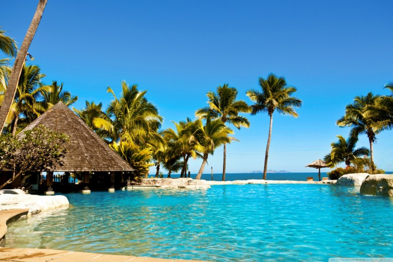 fiji beachfront