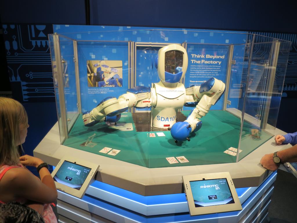 Yaskawa Robotic21 System, DMNS