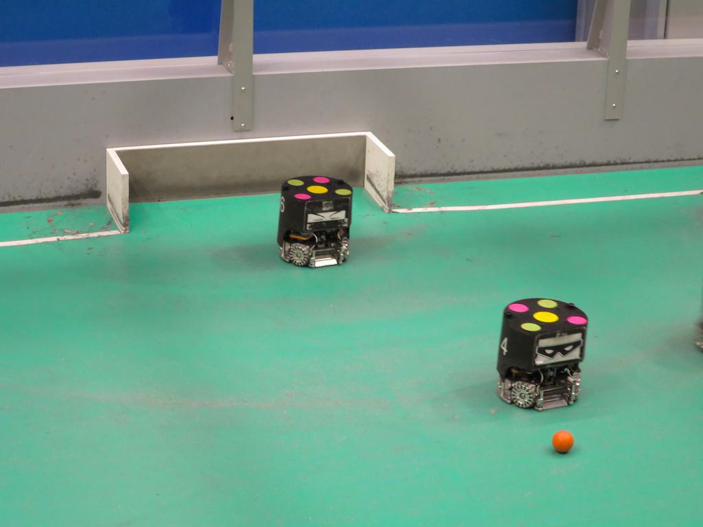 ZJUNlict soccer robots - DMNS