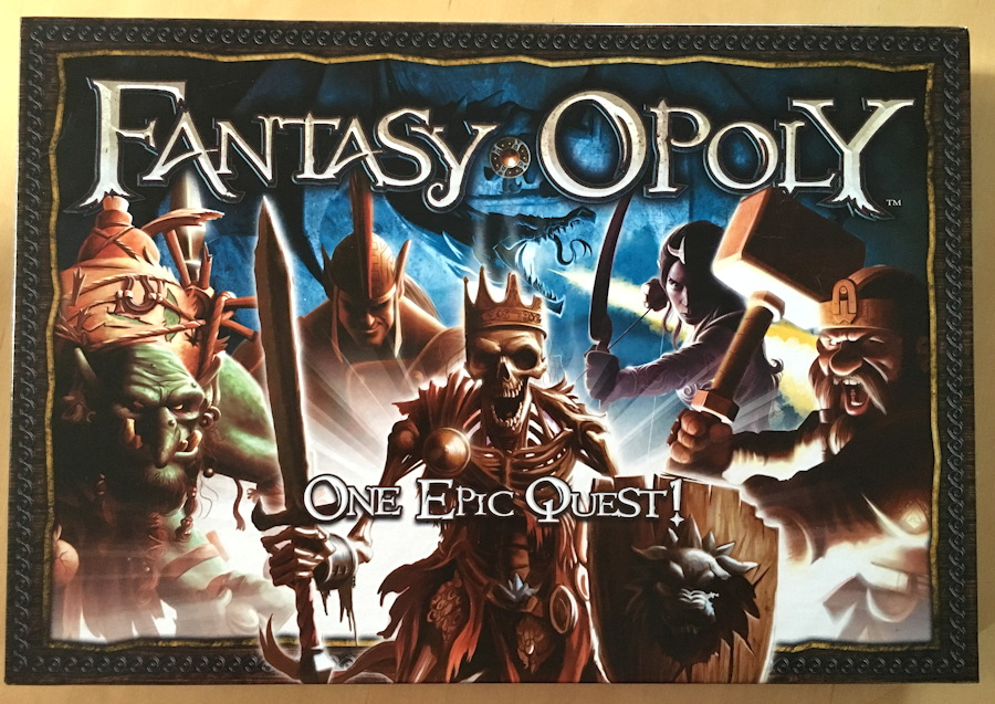 fantasy-opoly by late for the sky