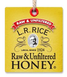 rice's honey tag