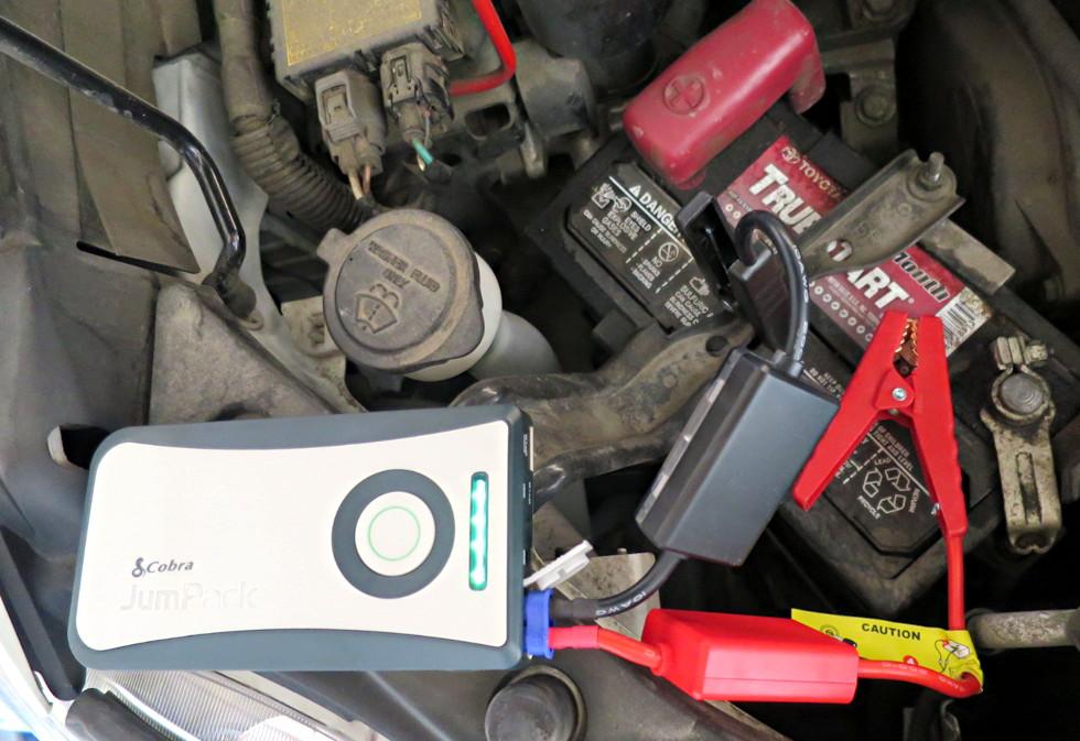 cobra jumpack xl battery car