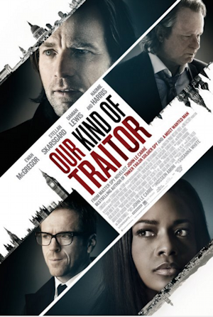 Our Kind of Traitor movie poster one sheet