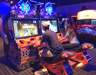 fun at gameworks northfield denver colorado co arcade laser tag