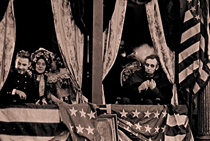 assassination of abraham lincoln, the birth of a nation 1915