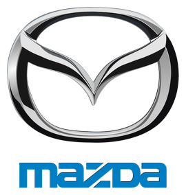 mazda usa corporation company logo medallion