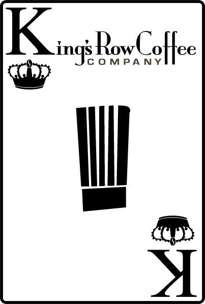kings row coffee - shelton blend