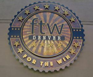 ftw denver signage