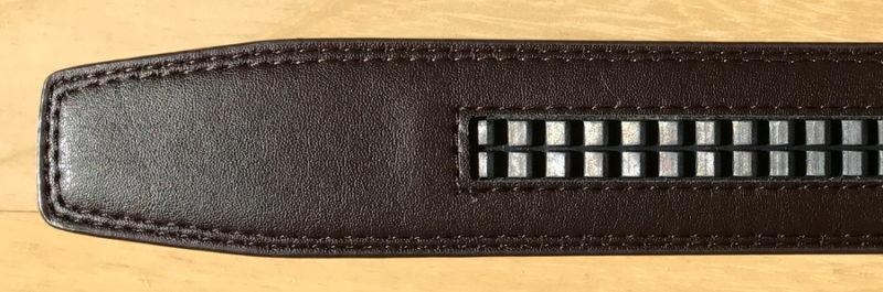 trakline belt close-up