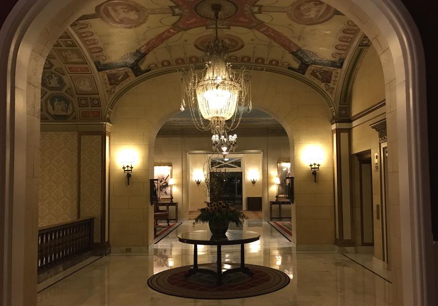 interior, the broadmoor, colorado springs