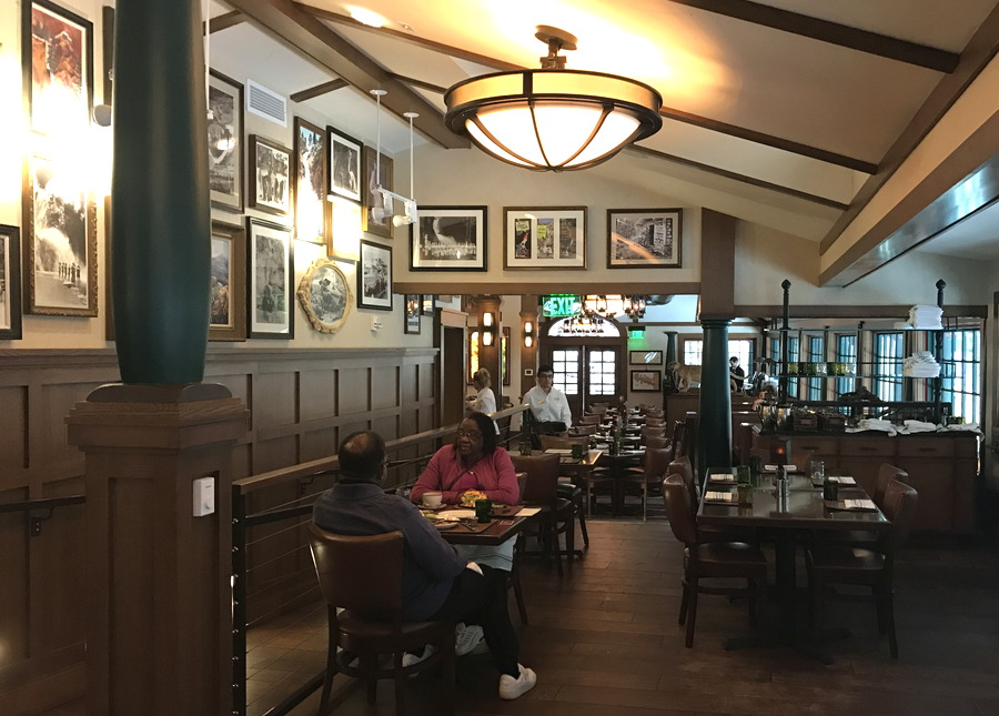 restaurant 1858, the broadmoor seven falls