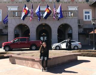 the broadmoor, colorado springs, winter visit holiday vacation