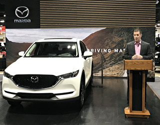 2017 denver auto show sports cars, media day press