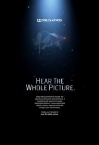 dolby atmos poster
