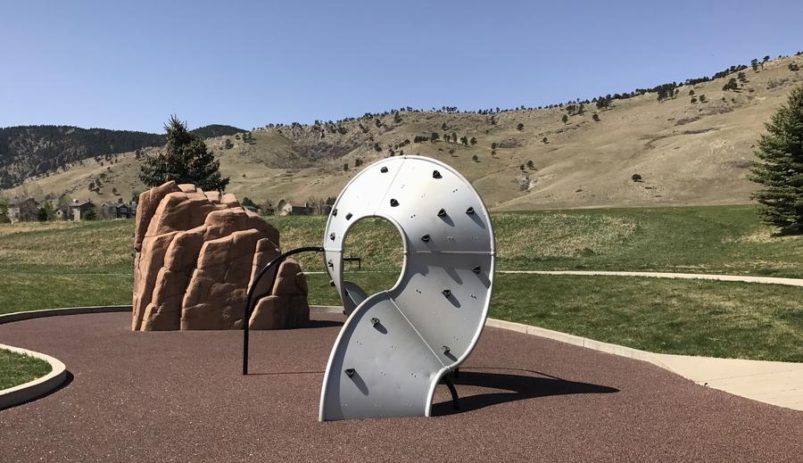 boulder park, no filter