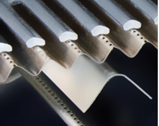 char-broil tru-infrared closeup detail