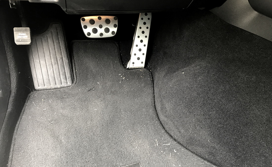 2017 lexus is350 aluminum pedals