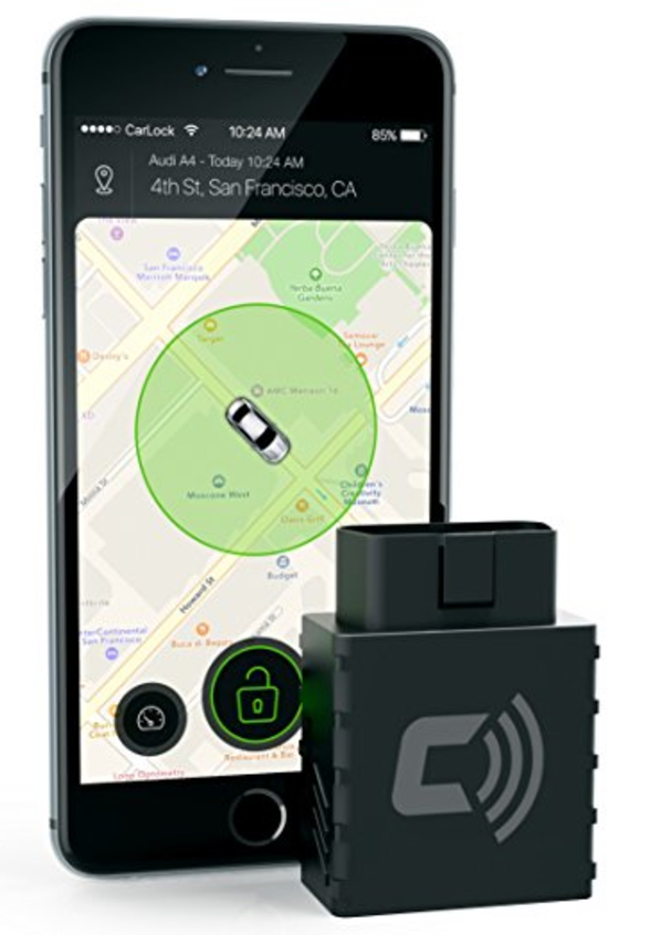 carlock device with app