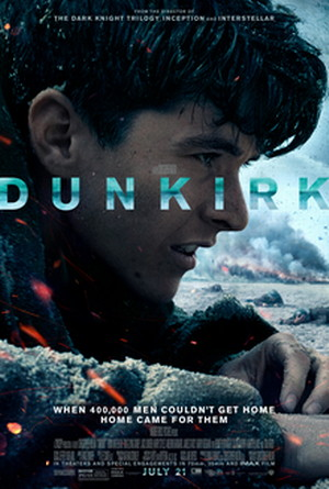 dunkirk 2017 movie poster one sheet