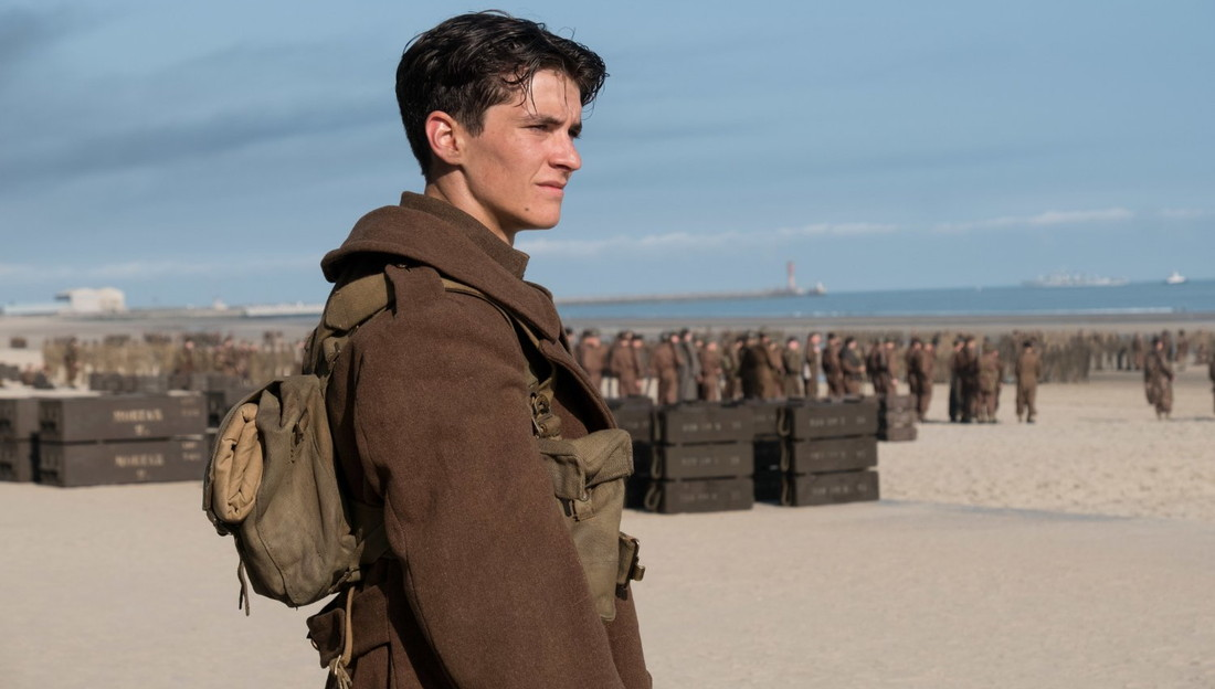 "XX (Fionn Whitehead) from ""Dunkirk"""