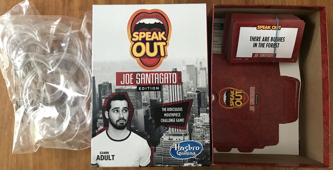 speak out joe santagato edition