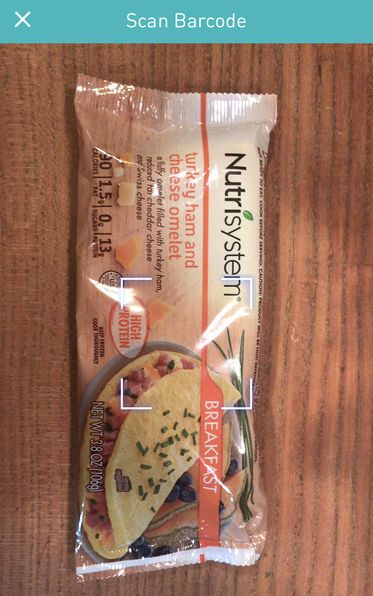 nutrisystem numi omelete