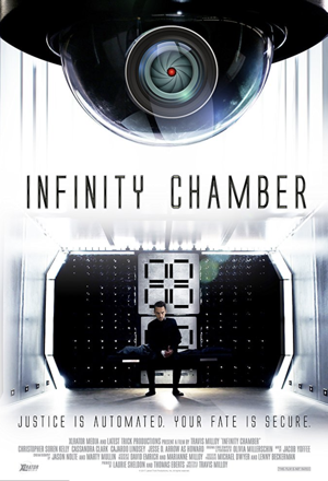 infinity chamber movie poster one sheet