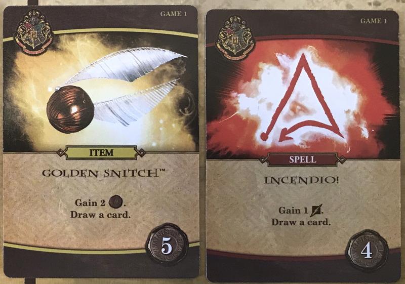 harry potter hogwarts battle - hogwarts cards