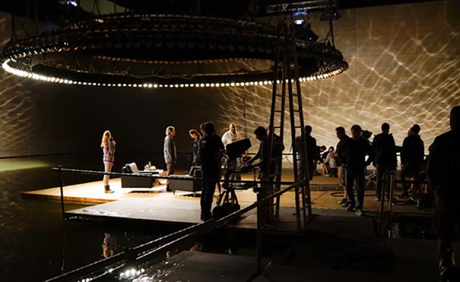 blade runner 2049 behind the scenes set