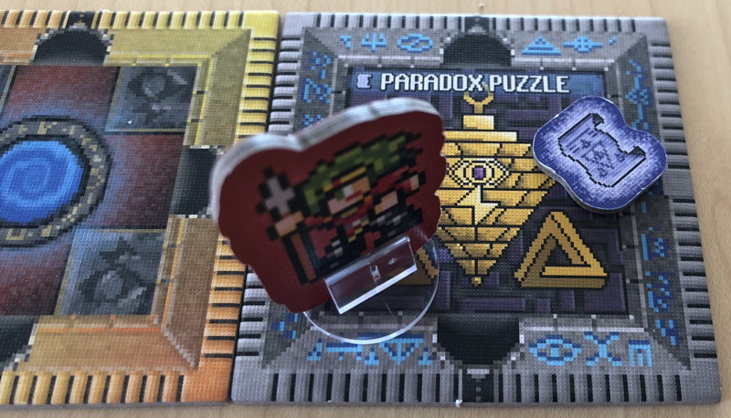 fire of eidolon dungeon square: paradox puzzle