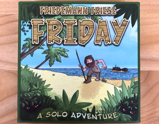 friday board card deck building game review