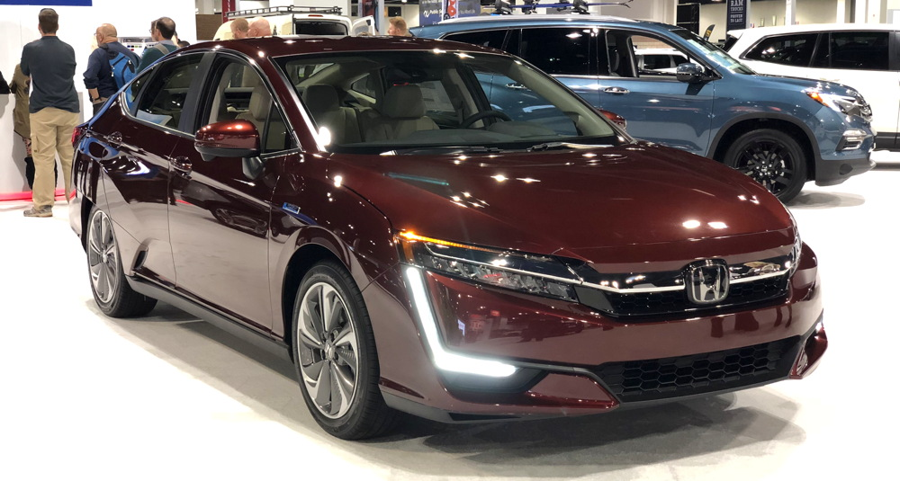 2018 honda accord trg