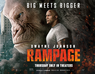 rampage movie film review