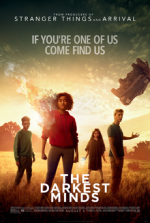 the darkest minds movie poster one sheet