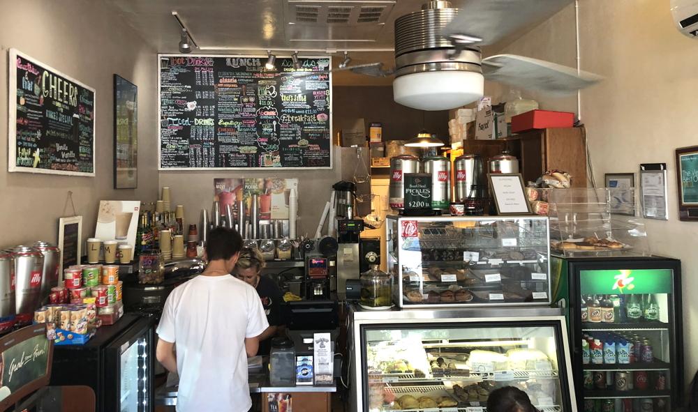last drop cafe, claremont ca