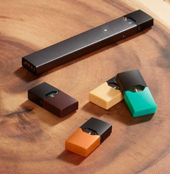juul vaping units - that look like USB flash drives