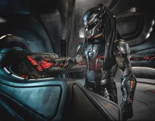 the predator 2018 - movie film review