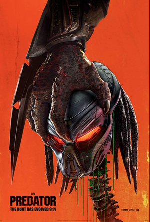 the predator movie review poster one sheet