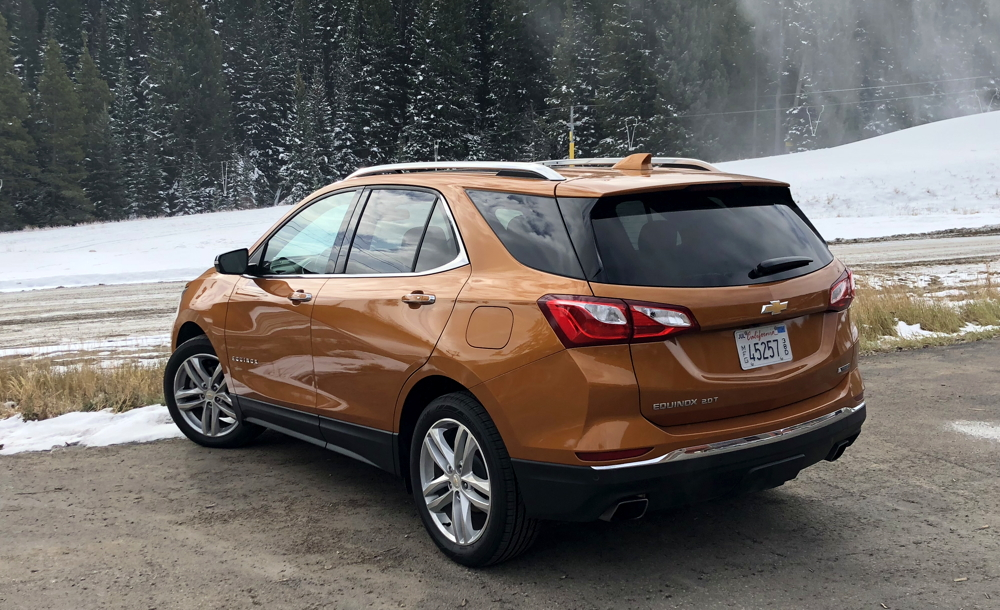2018 chevy equinox fwd premier 2.0t