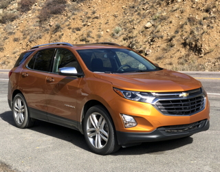 2018 chevy equinox fwd premier review test drive