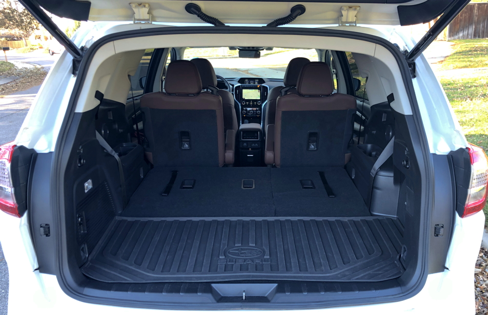 2019 subaru ascent touring - back hatch